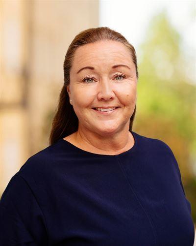 Sara Grahn Koordinator