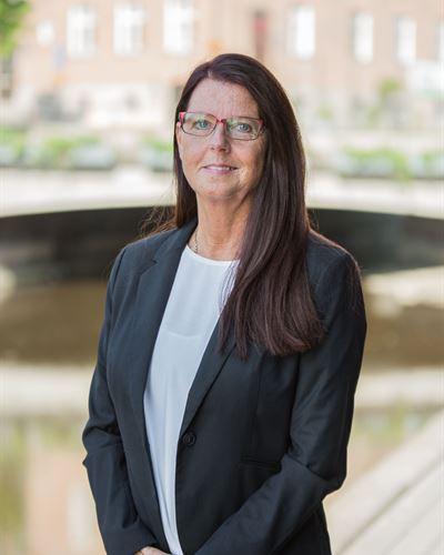 Annica Snell Mäklarassistent / Kontorsansvarig