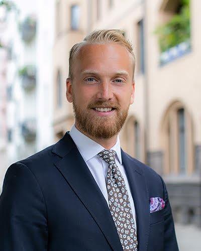 Max Nilsson Ansvarig mäklare