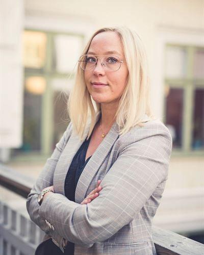 Emma Nilsson Ansvarig mäklare