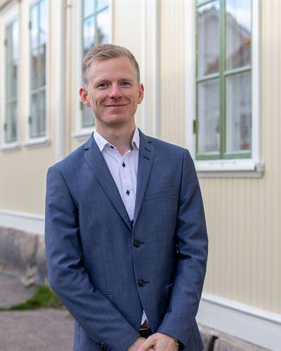 Johan Söderlund Assisterande mäklare