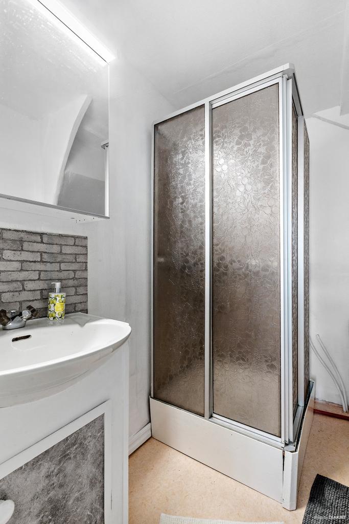 Toalett/dusch/tvätt
