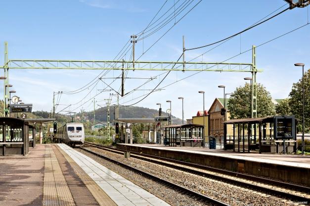 Partille tågstation