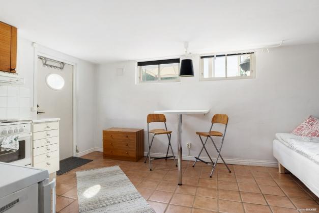 Lägenhet källare