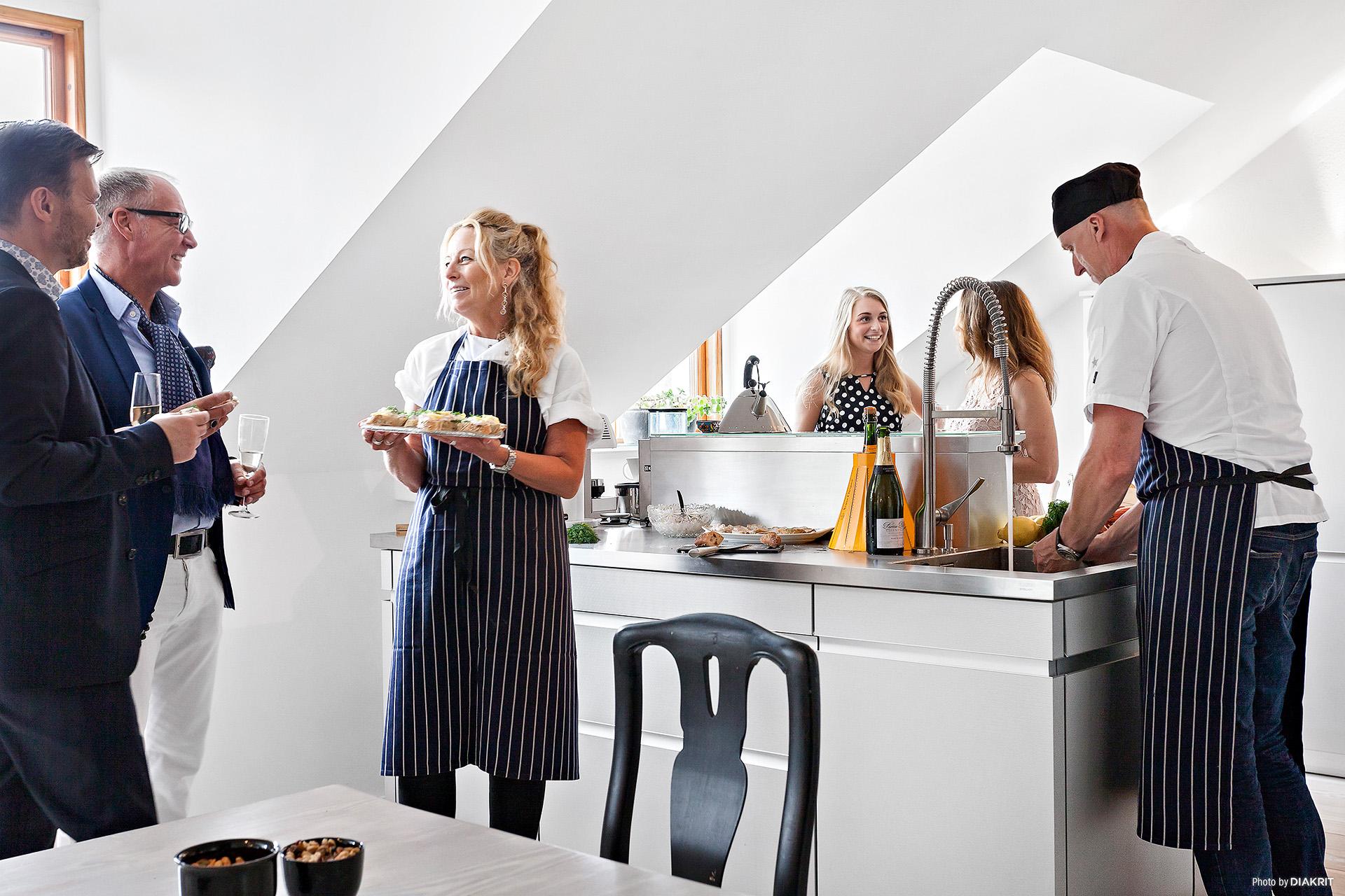Vad sa ni? Ja det är svensk hummer från fiskrökeriet i Limhamn... den ser fantastisk ut eller hur?