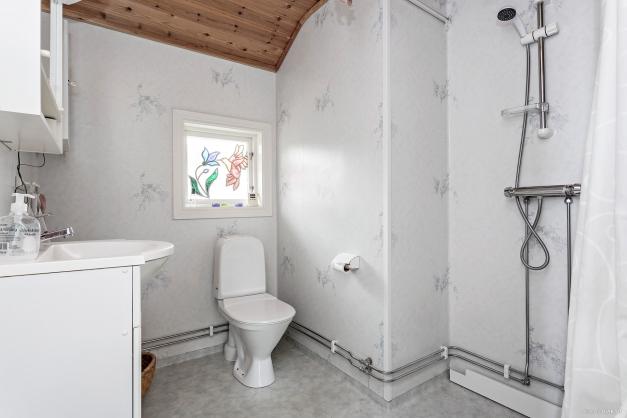 Badrum övervåning