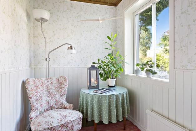 VERANDA - Mysig veranda för en stunds avkoppling
