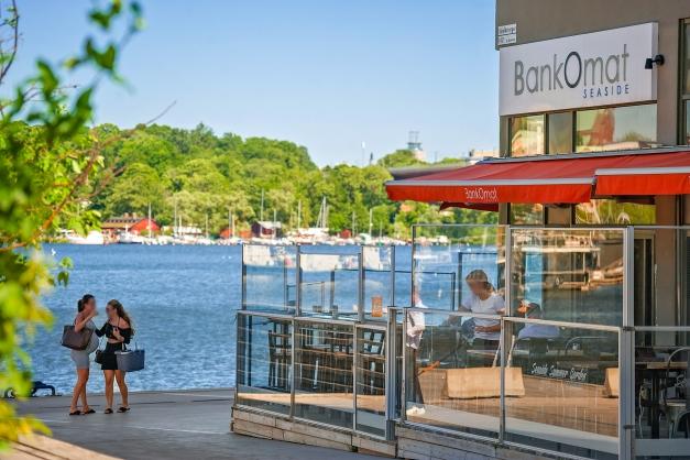 Restaurang Bankomat Liljeholmskajen