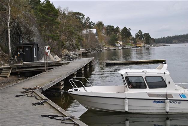 Vältuddens fastighetsförenings båtklubb