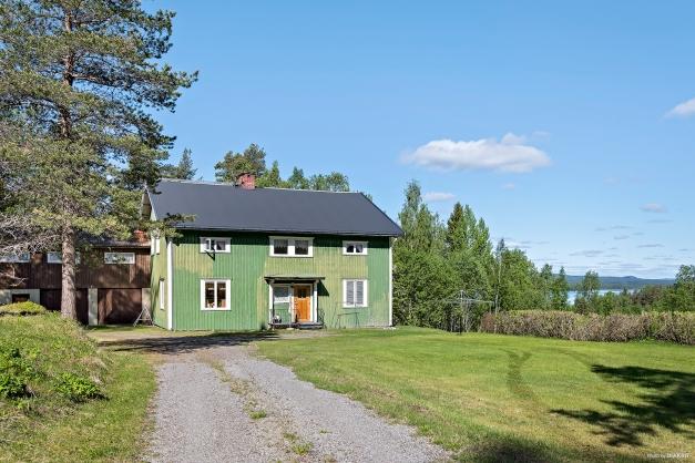 Rymlig 2-plans villa med