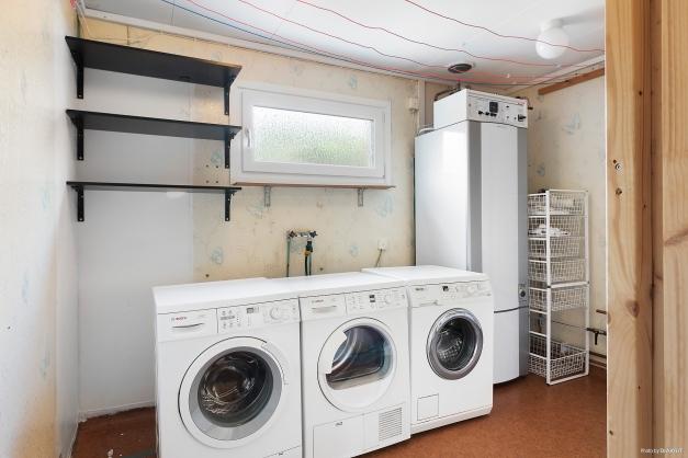 Tvättstuga (bottenvåning)