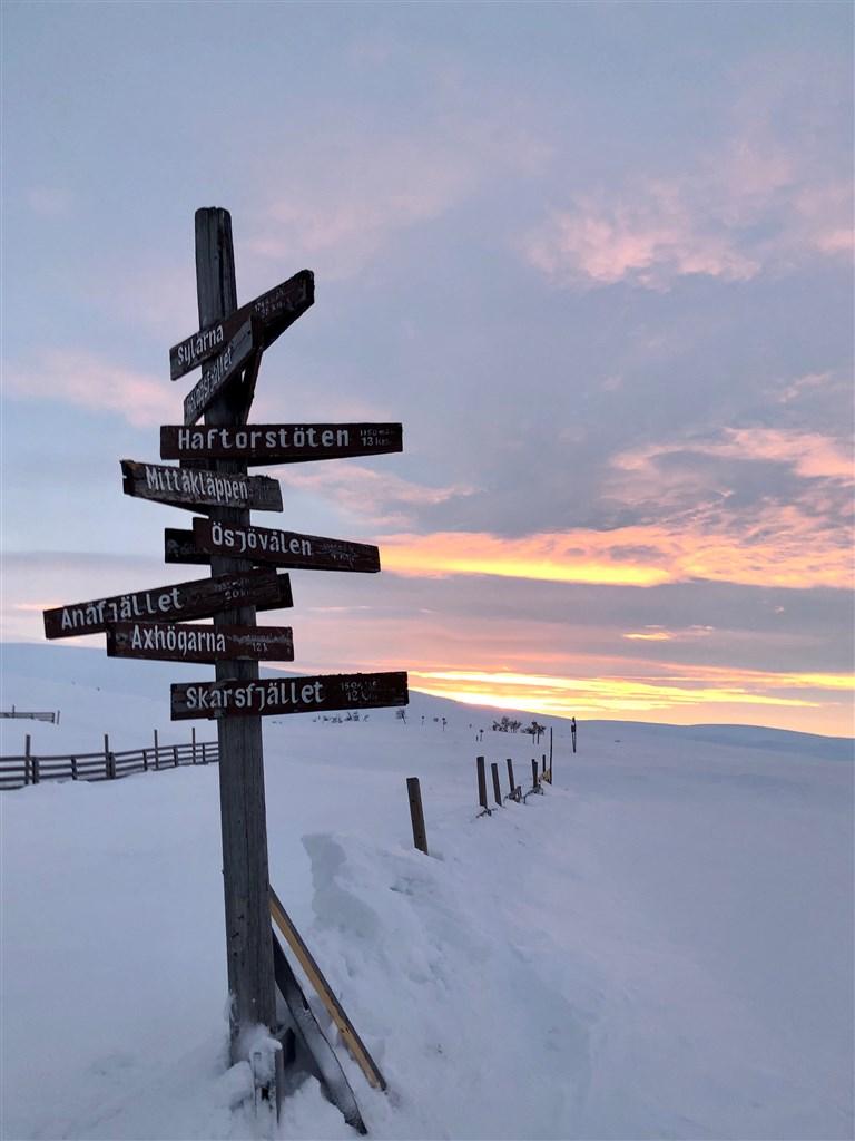 Vinterparadiset Ramundberget
