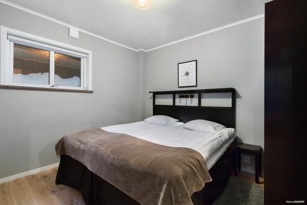Sovrum två nedre plan