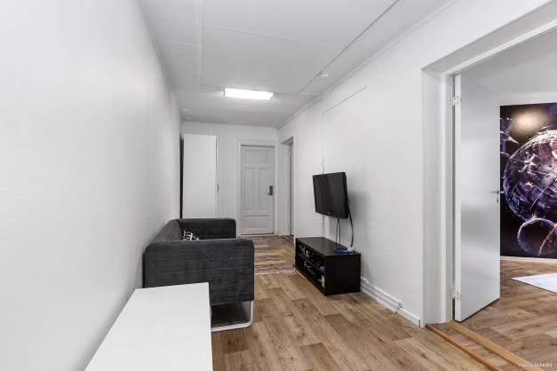 Inre hall lägenhet 4 rok