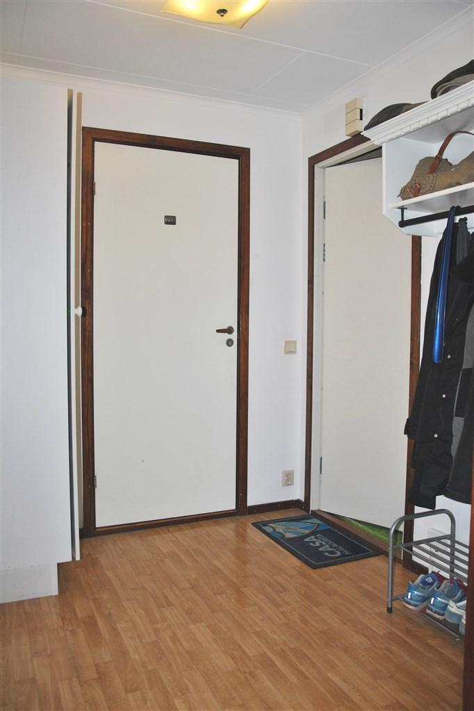 Exempel hall, lägenhet