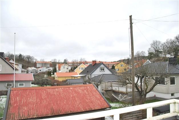Områdesbild från balkong