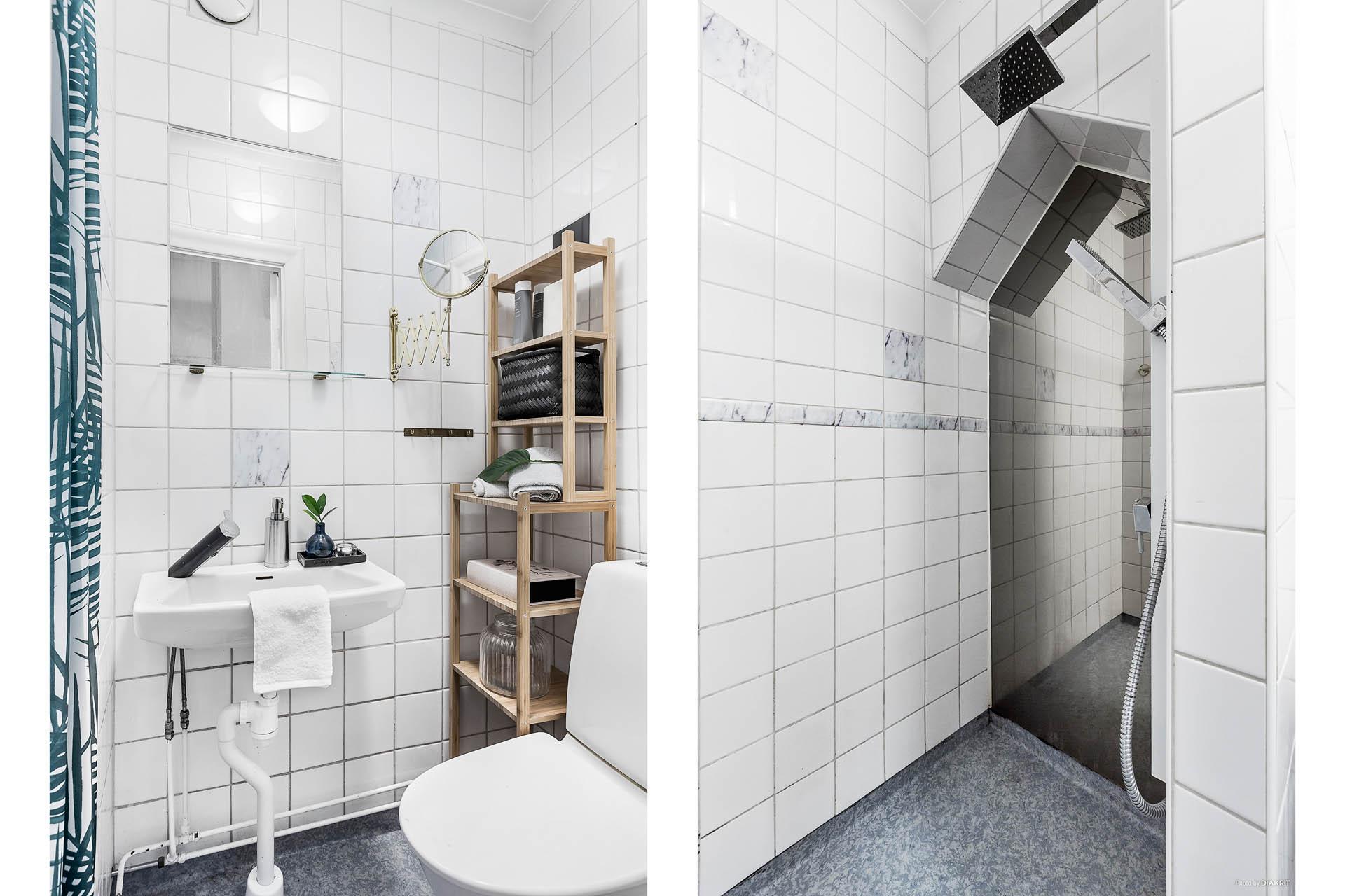 Duschrum/wc
