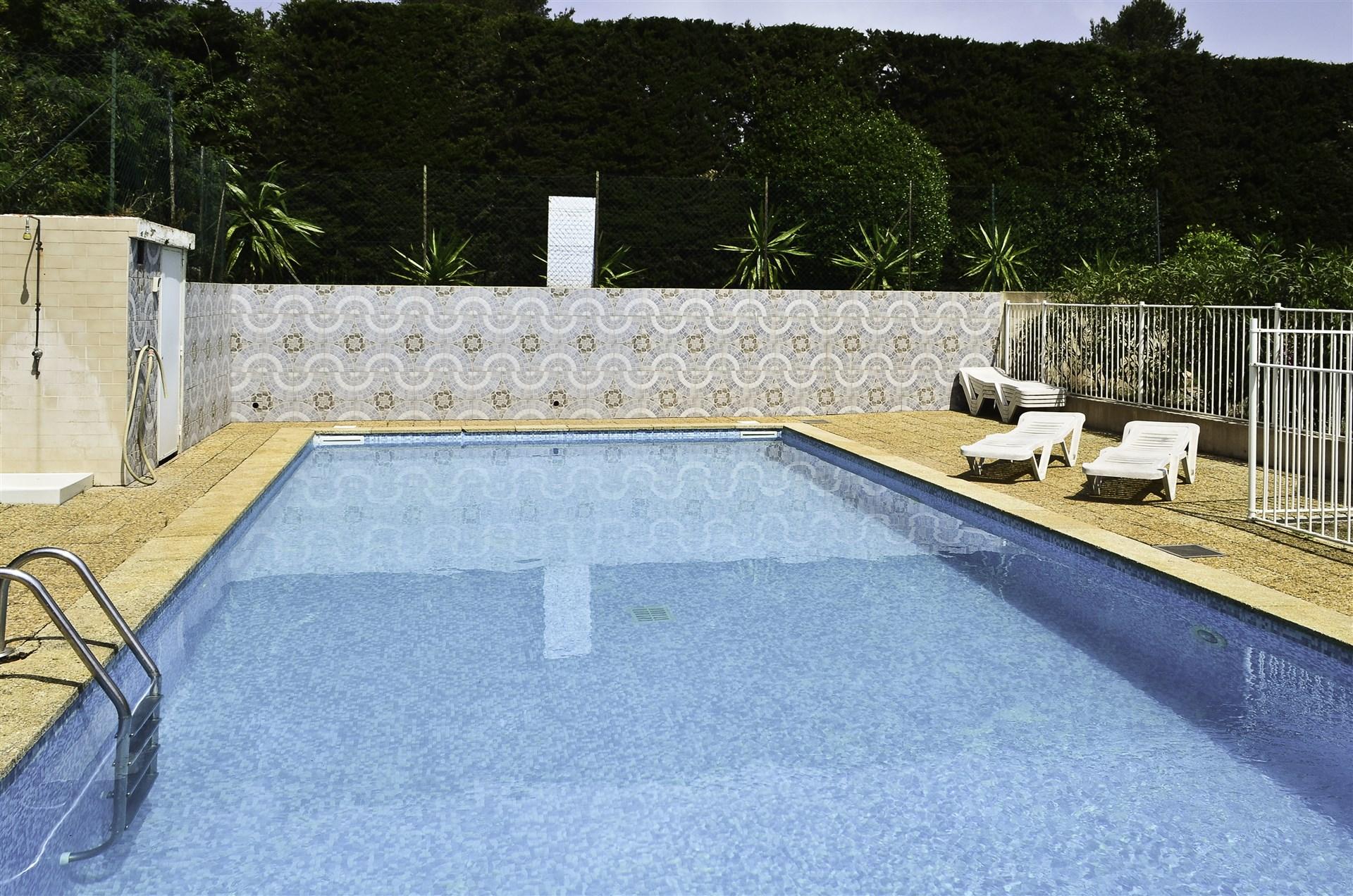 Gemensam pool (innan den renoverades för säsongen 2017!)