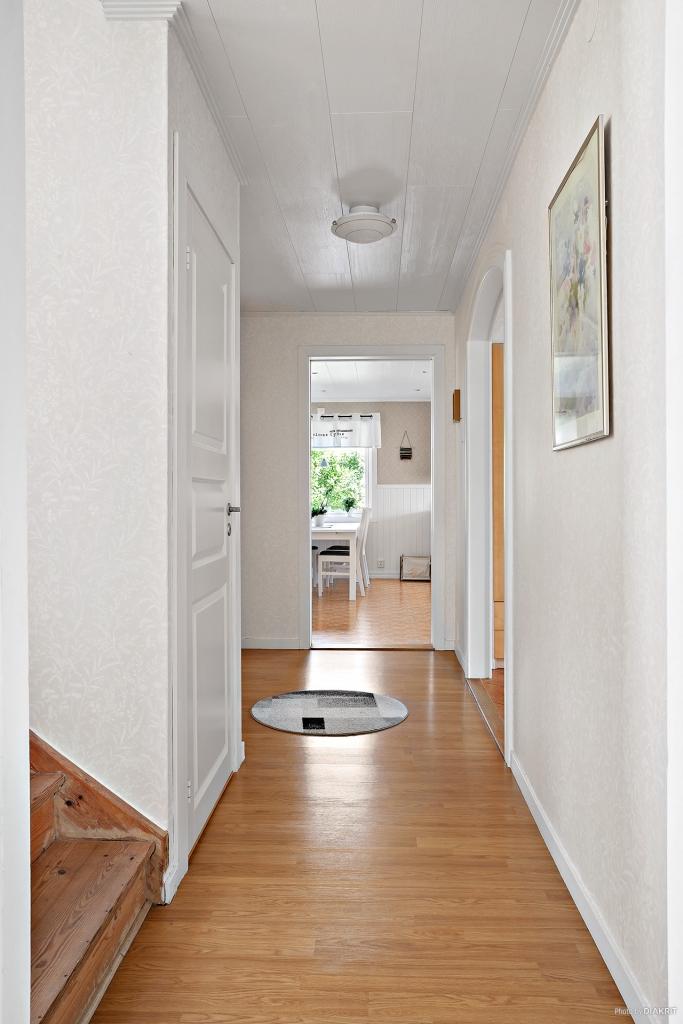 Passage/inre hall mot kök