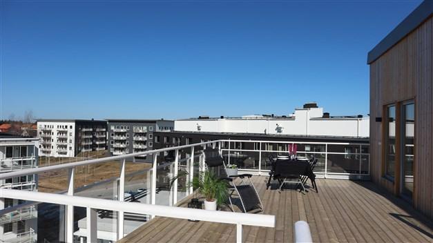 Del av den stora terrassen