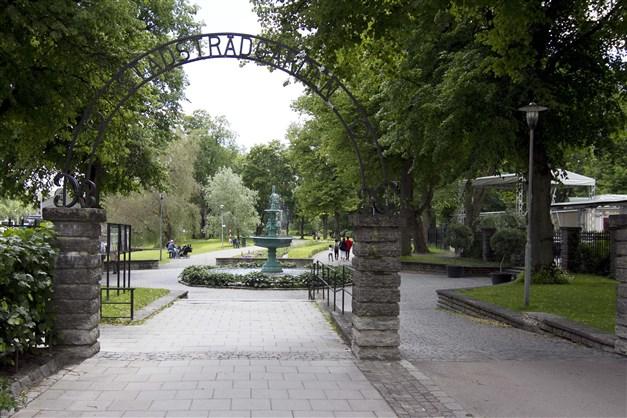 Stadsträdgården