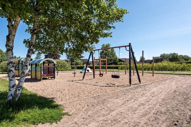 Lekplats finns i omgivningarna. Perfekt för barnfamiljen