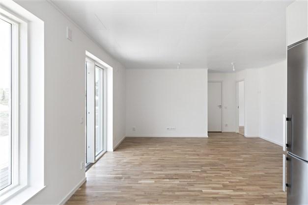 Bild tagen på tidigare sålt hus i samma utförande. Vissa avvikelser kan förekomma.