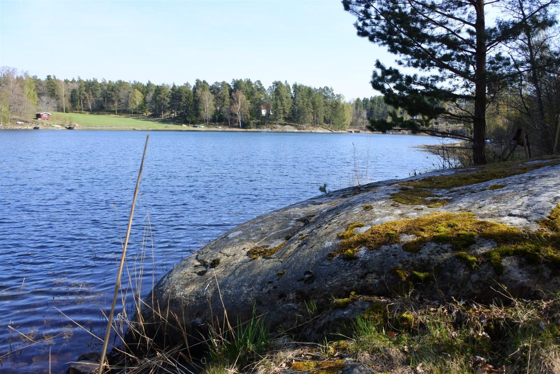 Möjlighet till båtplats ca 1 km