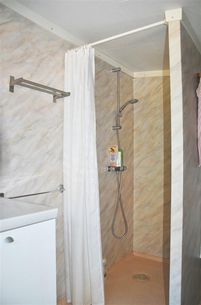 Duschdelen