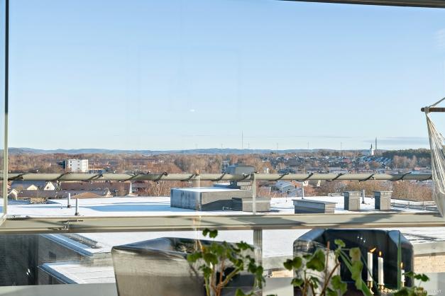 Här bjuds du på en magisk utsikt över vår vackra stad och landskap