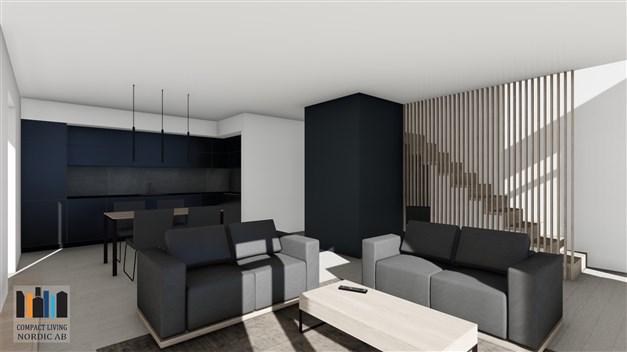 Interiör C-hus