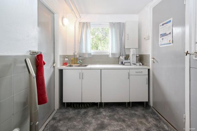 Del av tvättstuga