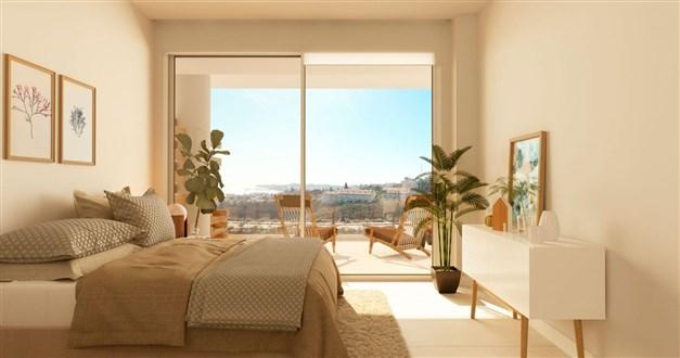 Illustrationsbild - bedroom