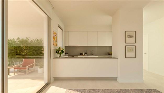 Illustrationsbild - kitchen