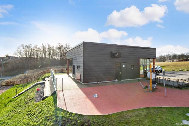 TRÄFFEN - Områdets fina festlokal med kök och övernattningsrum som man kan hyra