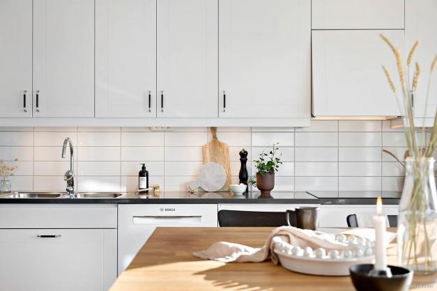 KÖK - Modernt kök med stilfulla materialval
