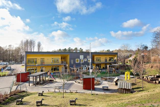 STENSJÖNS FÖRSKOLA - Populär förskola i närheten