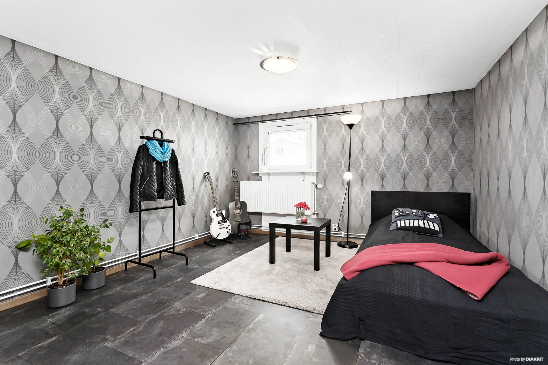 Tonårsrum (sovrum 2)