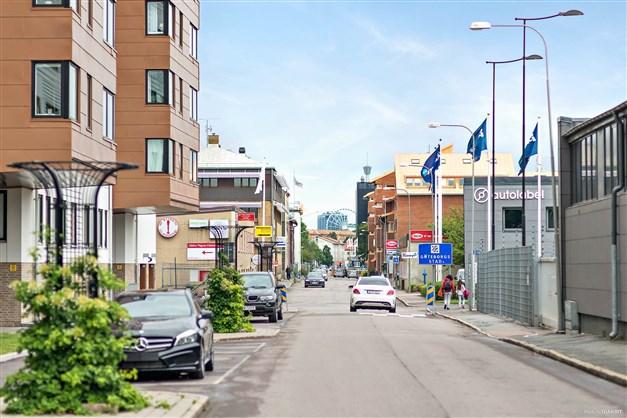 GÄRDEGATAN - Cykelavstånd till Göteborg centrum