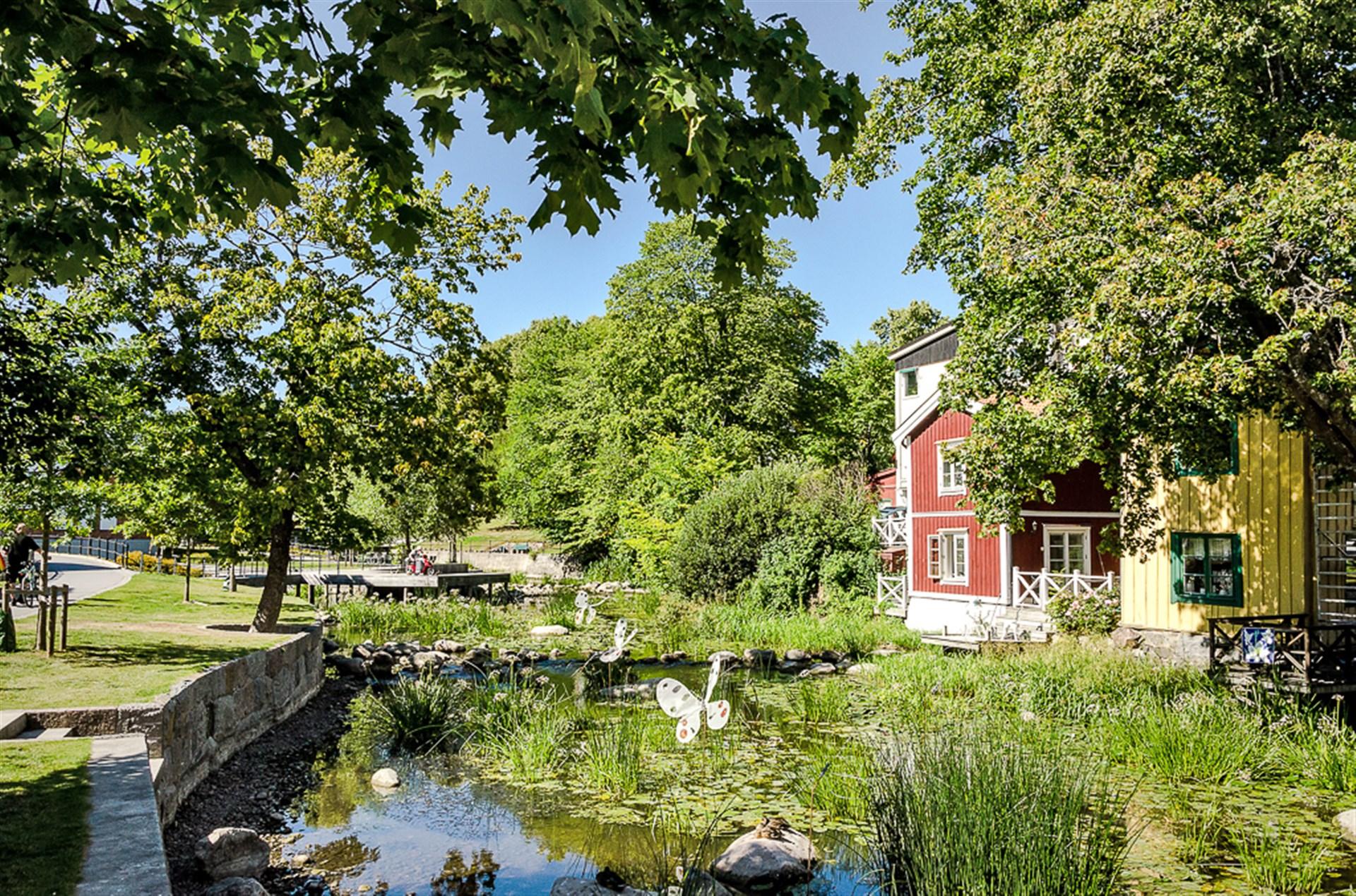Charmiga och natursköna Norrtälje