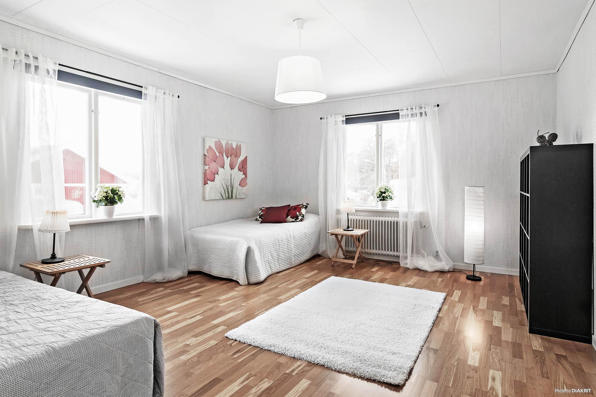 Ytterligare ett stort sovrum