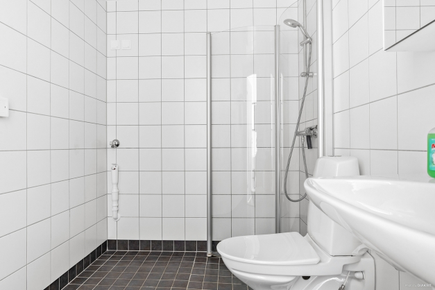 Helkaklat duschrum