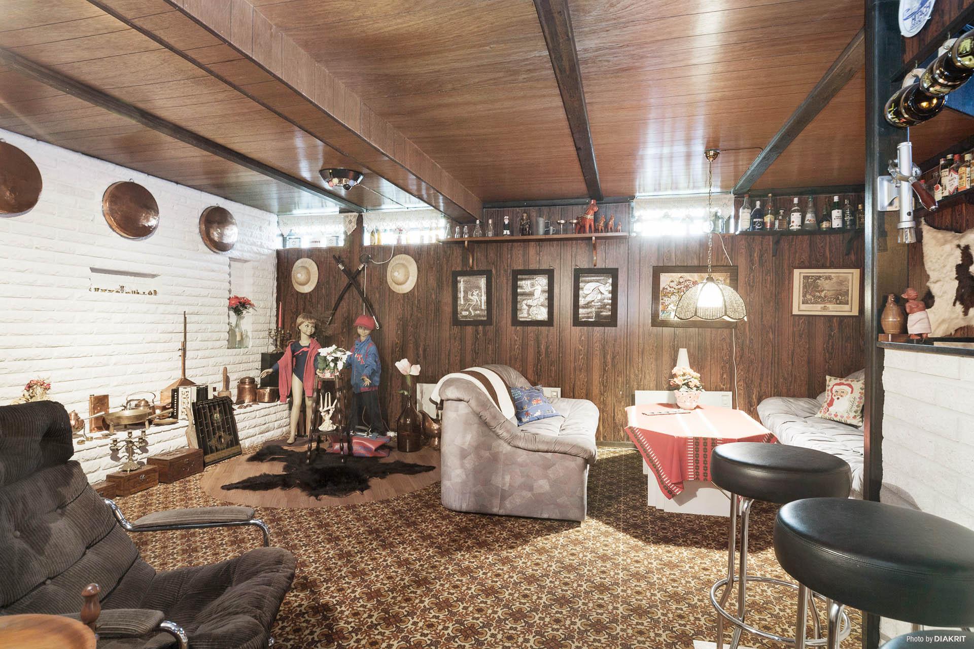 Gillestuga källare