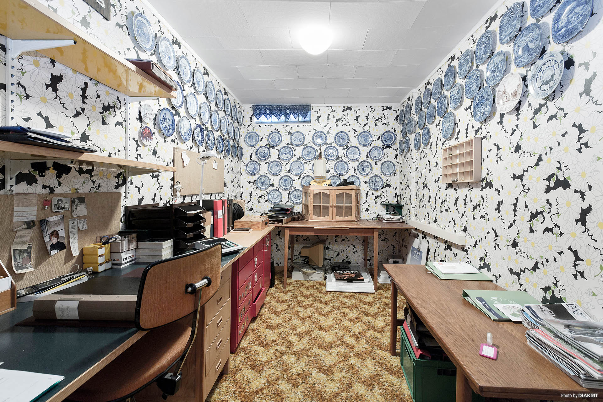 Arbetsrum källare