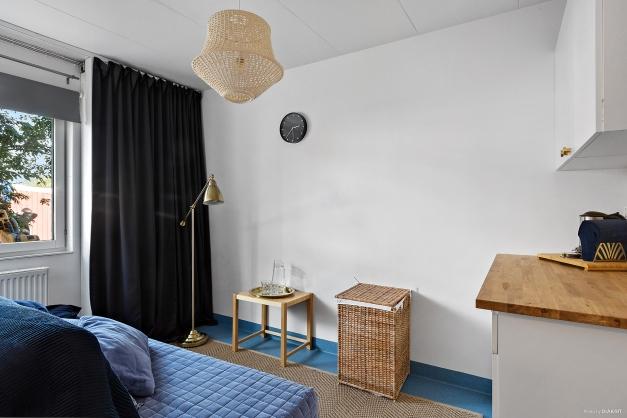 ÖVERNATTNINGSRUM - Praktiskt med gästrum som går att hyra för de boende