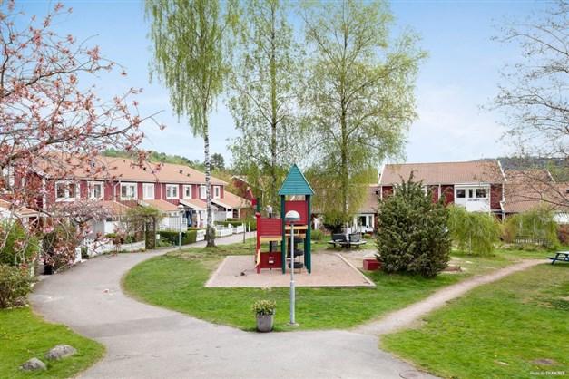 HSB BRF Peppared - Välskött och barnvänligt område