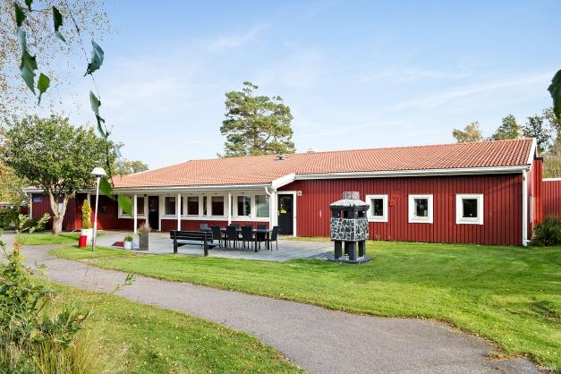 KVARTERSGÅRDEN - Stor fin lokal som rymmer föreningens flesta gemensamhetslokaler