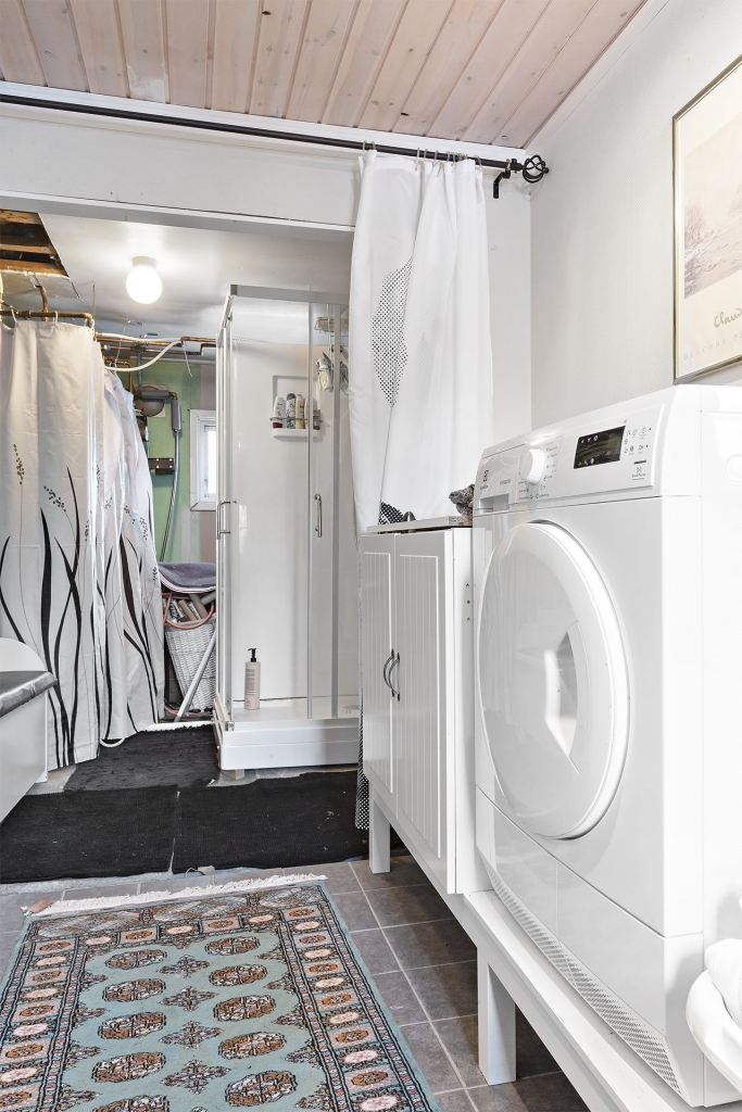 Tvättstuga/Dusch