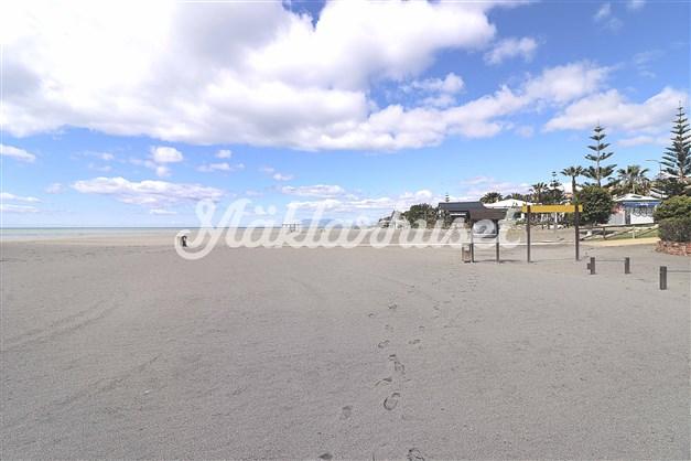 Stranden i Benajarafe