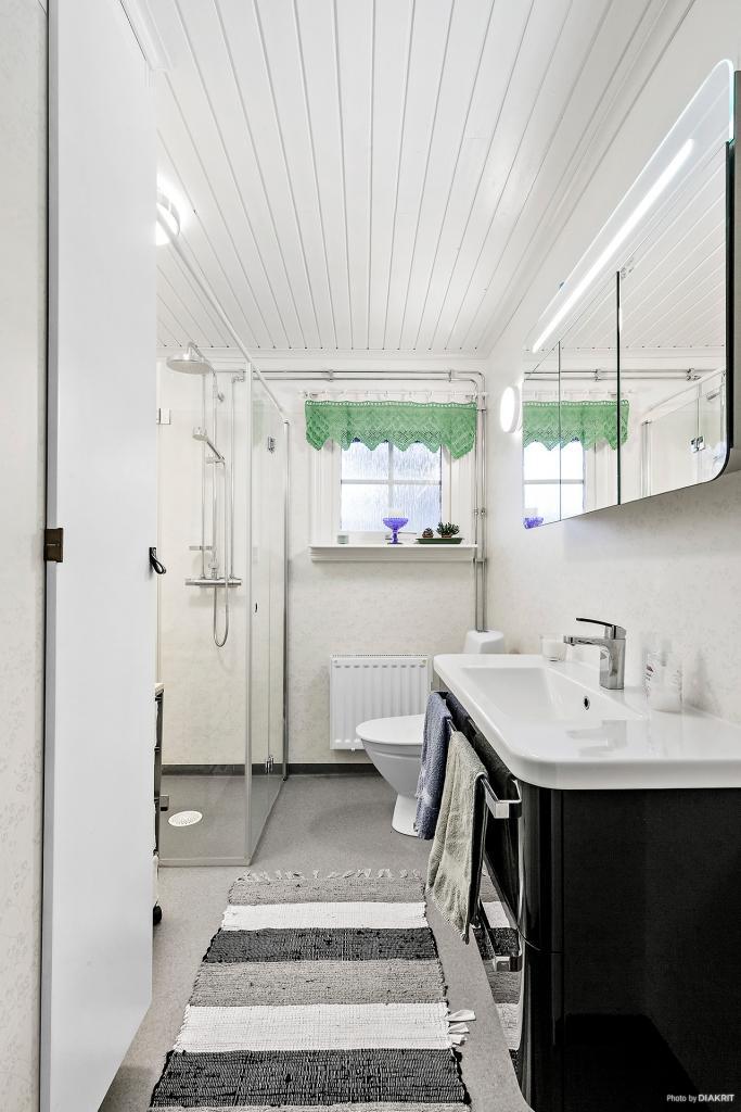 Duschrum sovrum